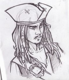 Drawn sparrow animated Jack Yahoo Search  jack