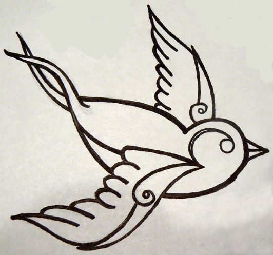 Drawn sparrow love Pinterest this on Sparrow Pin