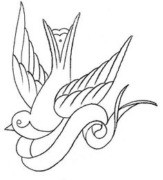 Drawn sparrow love Sparrow TAT 2 Traditional by