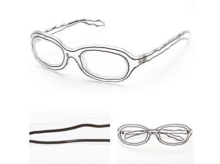 Drawn spectacles Glasses Frames The Designs: Japanese