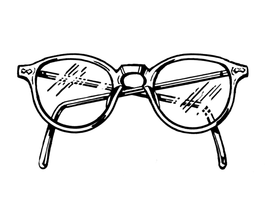 Drawn spectacles Challenge Google Things Google old