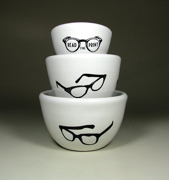 Drawn spectacles bowl Set images of cool 62