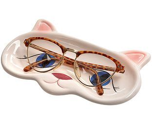Drawn spectacles bowl Tray images 216 Glasses I