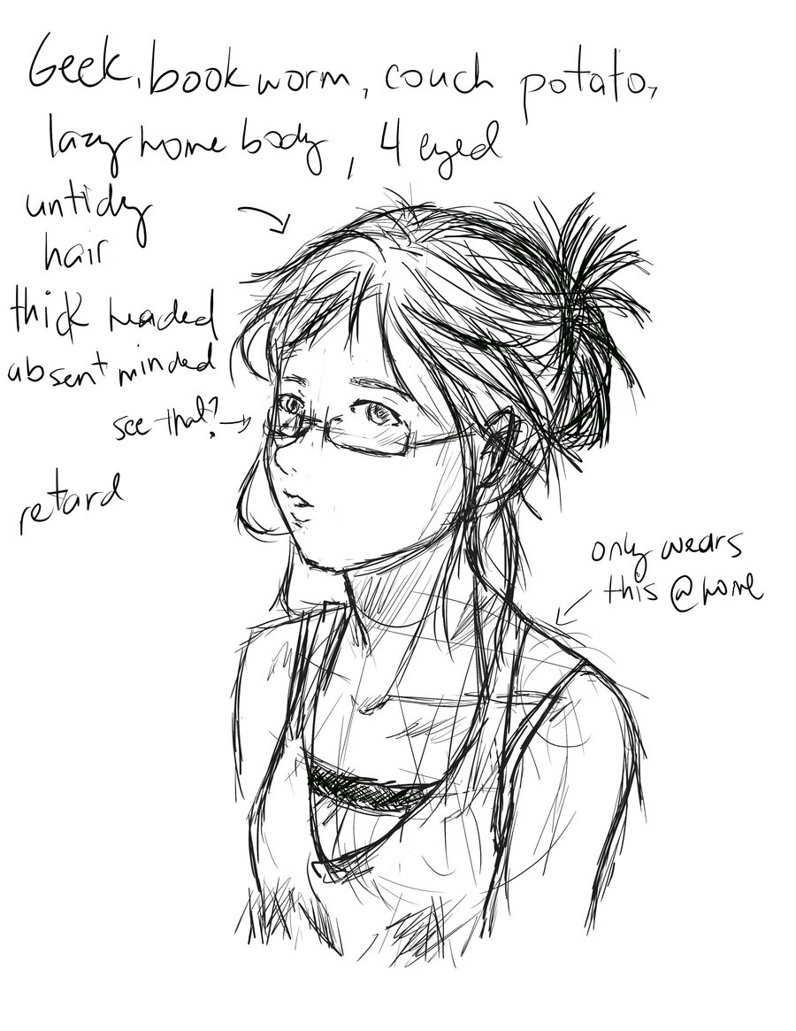Drawn spectacles geek How To of Download Anthony
