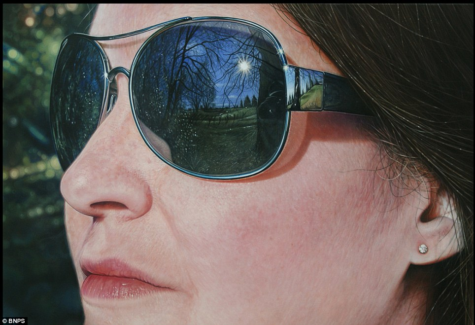 Drawn spectacles hyper realistic Hennessy images realistic paintings but