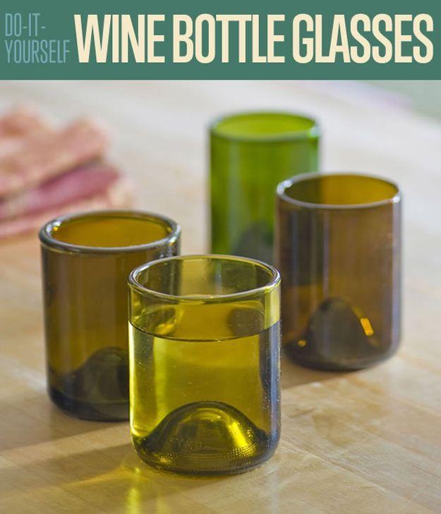 Drawn spectacles wine bottle Custom wine Best Bottle Cut