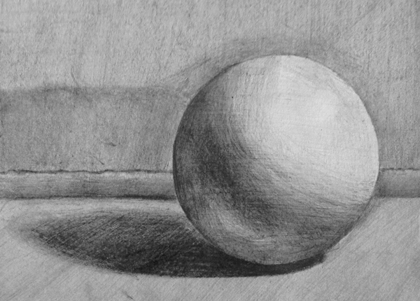 Drawn still life basic · Techniques Luke Sphere Academy