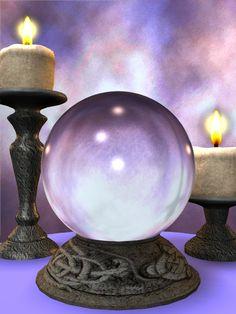 Drawn spheric crystal ball Balls Crystal ~~♥~~  Ball