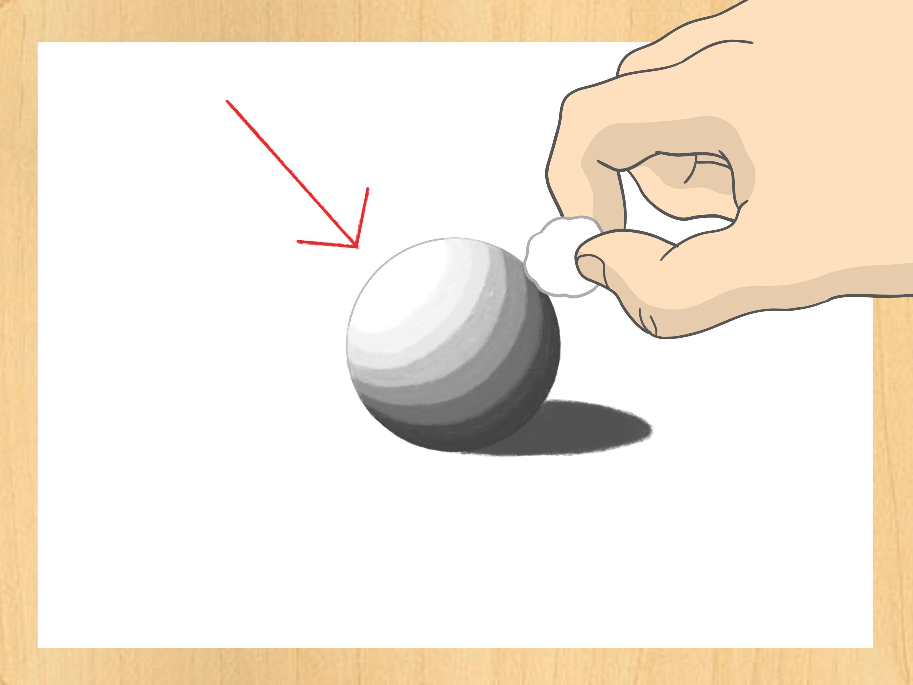 Drawn spheric easy Ways  a Sphere Draw