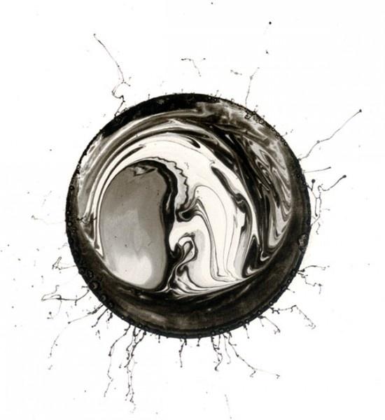 Drawn spheric ink 59 Ink Drawings Ink best