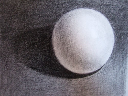 Drawn sphere light on Shadow Light and