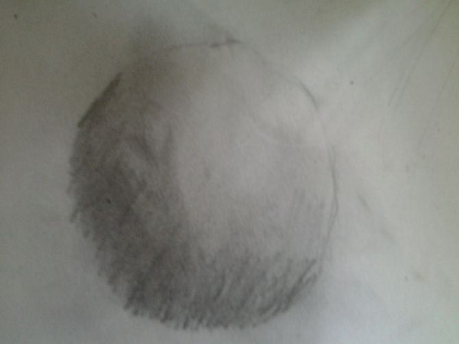 Drawn spheric orb How wikiHow Steps Pictures) 4