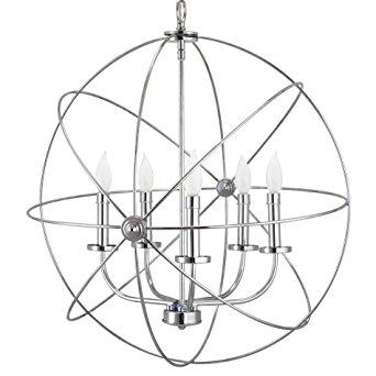 """Drawn spheric orb 24"""" Sphere/Orb Large Revel II"""