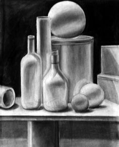 Drawn still life organic Behance are These of Uggla
