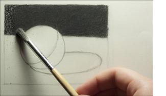 Drawn spheric tonal For it bristle tone out