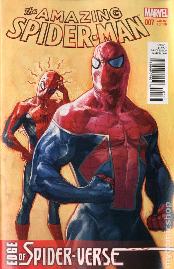 Drawn spider 3rd In Man Comic Spider 3rd