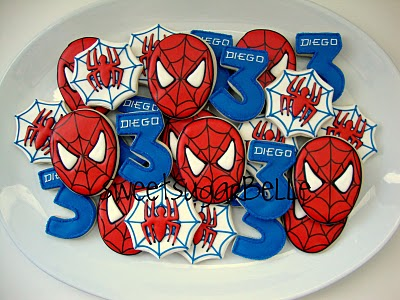 Drawn spider 3rd Spiderman for #spiderman  #party