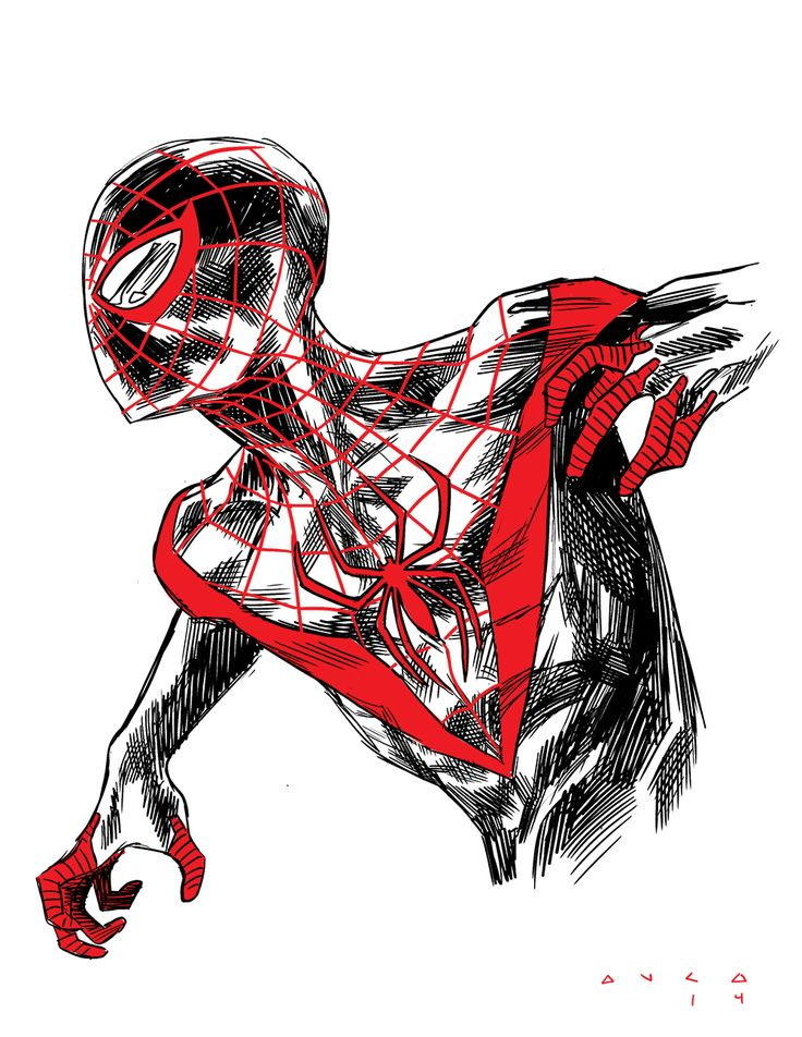 Drawn spider 3rd Spider man images Spider Anka