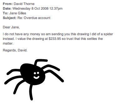 Drawn spider 7 legged Paying 4c8 557757]  png