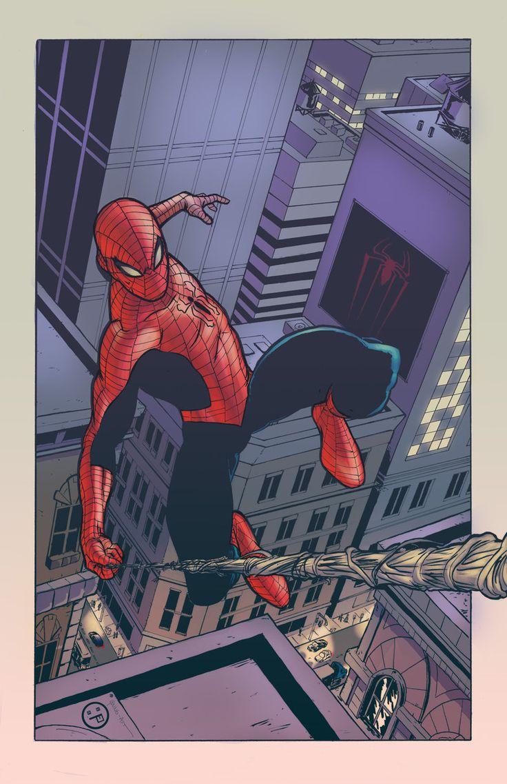 Drawn spider anime Find Pinterest man Spider images