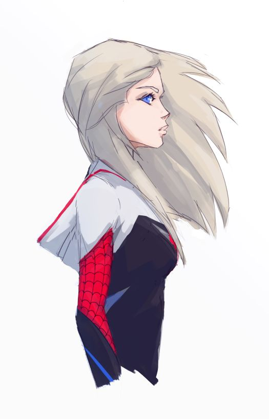 Drawn spider anime Spider ideas drawing on to