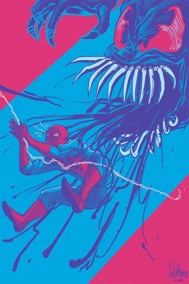 Drawn spider aqua Julia Best The Pinterest Spider