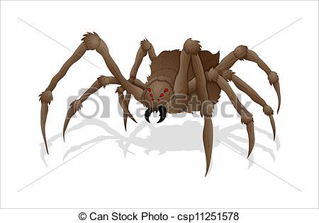 Drawn spider creepy spider Clipart spider spider clipart in