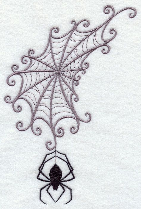 Drawn spider web cute Web Spider web drawing Best