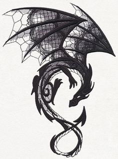 Tattoo 1125855 Dragon Dark com