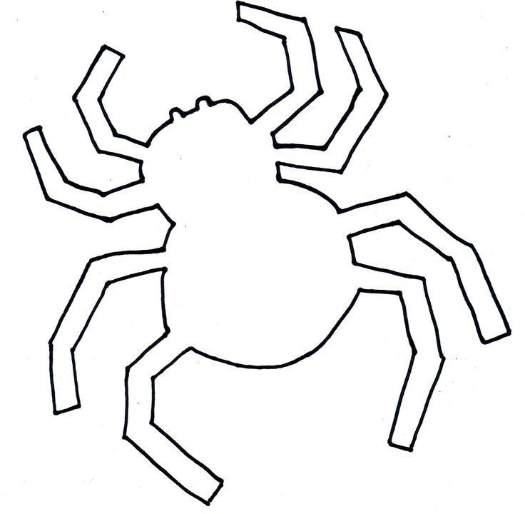 Drawn spider halloween decoration About halloween 32 best template