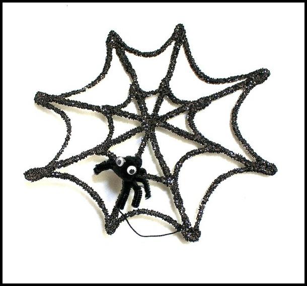 Drawn spider halloween decoration 10 10 CRAFTS hello CRAWLY