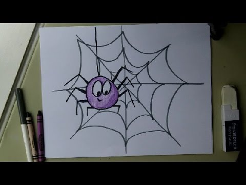 Drawn spider kid Spider For Easy Spider Easy