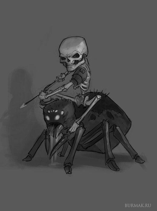 Drawn spider minecraft About on Pinterest Spider 14