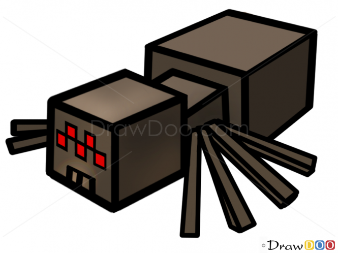 Drawn minecraft minecraft character To Draw images How Draw