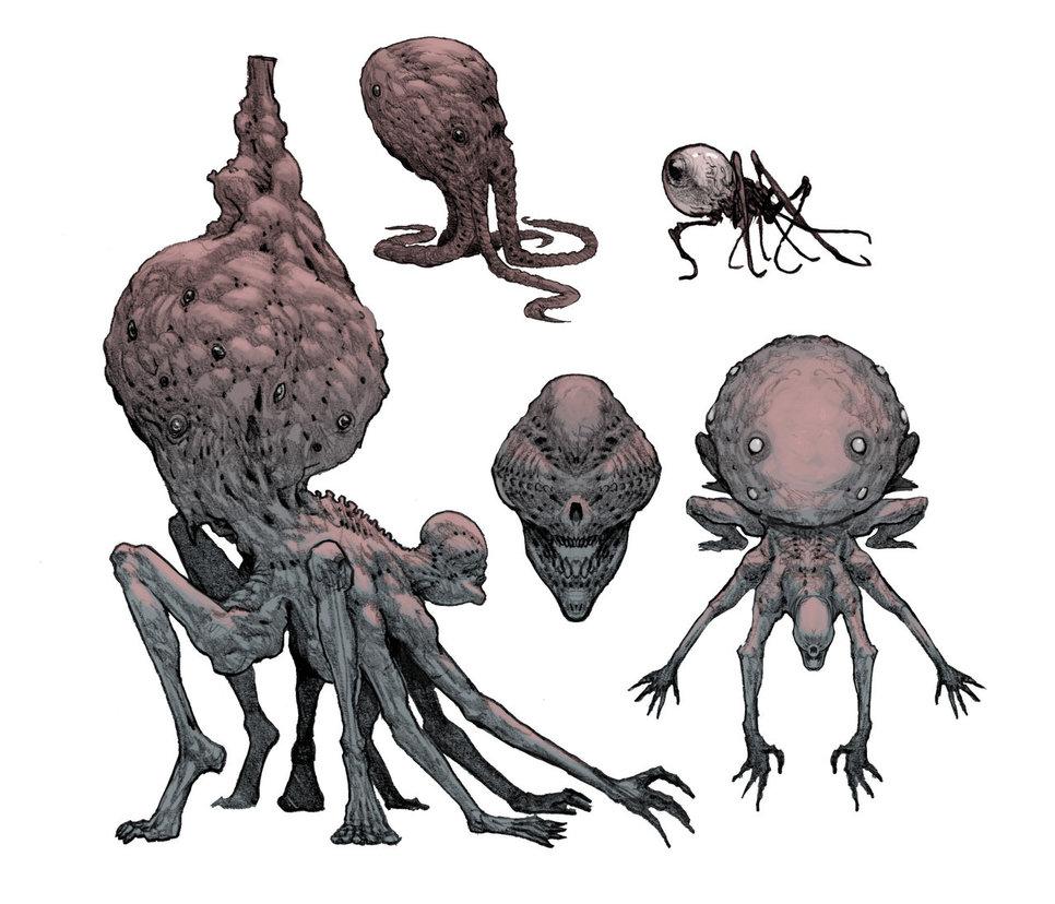 Drawn spider monster Forums Rock Art T5 Art