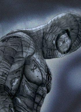 Drawn spider pencil [pencil Man best Spider Pinterest