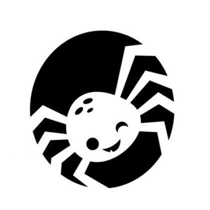 Drawn spider pumpkin carving Images 16 ideas about Pinterest