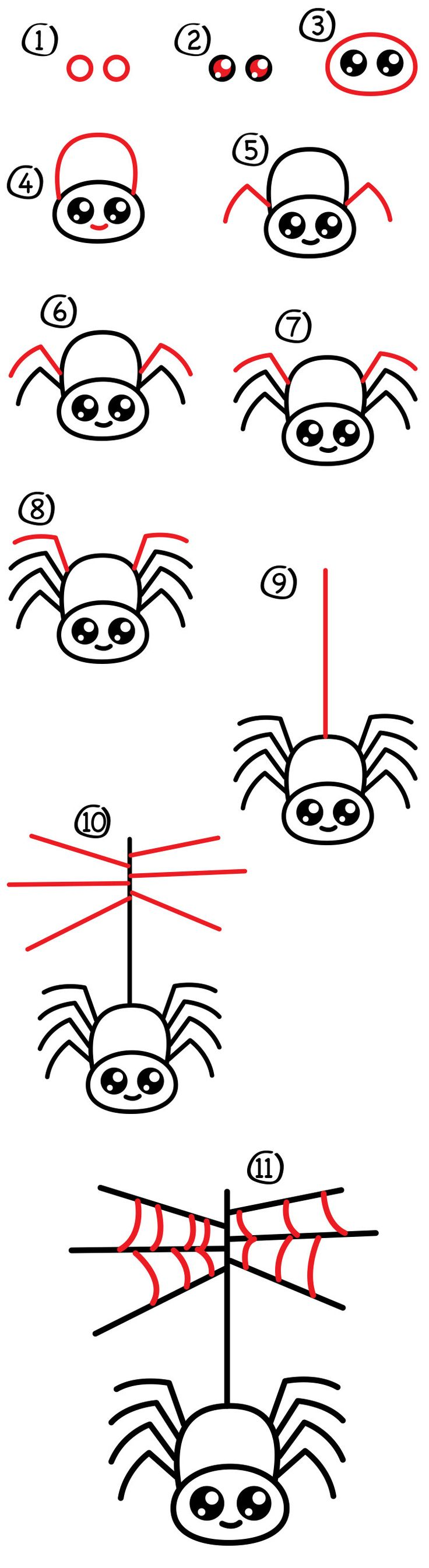 Drawn spider small black How ideas To Hub Spider