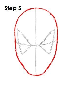Drawn spider spiderman Draw to Spider Step Man