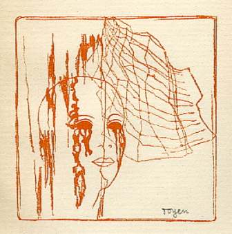 Drawn spider surrealism Web' (1934) Toyen Spider