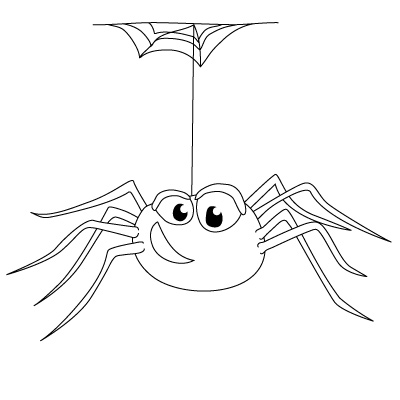 Drawn spider tracing Draw & a Pinterest how