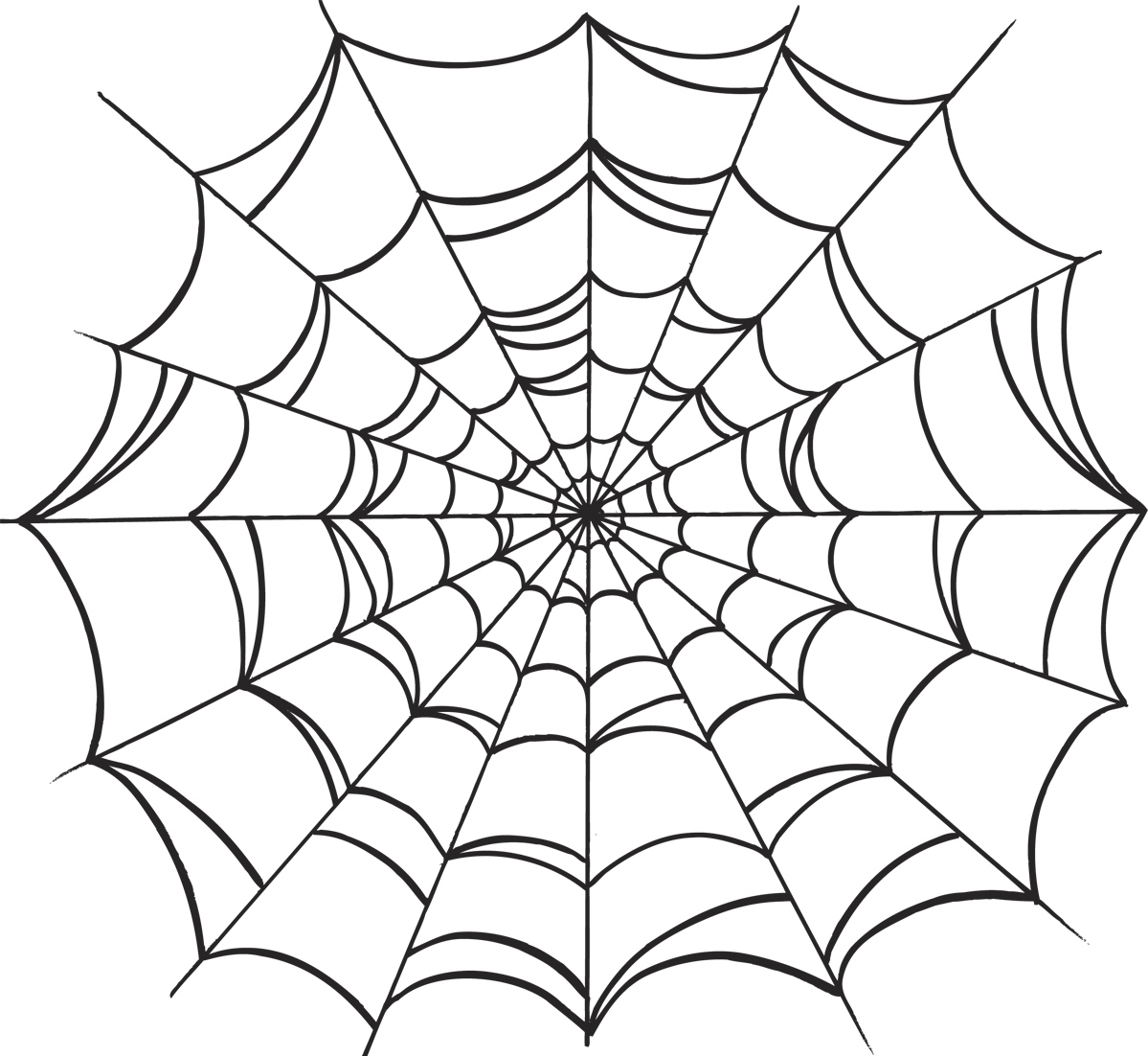 Drawn spider web Pinterest tattoo web drawing spider