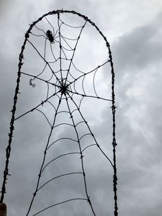 Drawn spider web magical tree Wire Wire Web  In