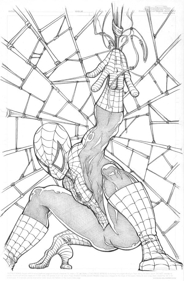 Drawn spider web spiderman Spiderman: Web Web jsalwen DeviantArt