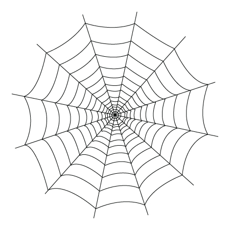 Drawn spider web spiderman Coloring find down You web