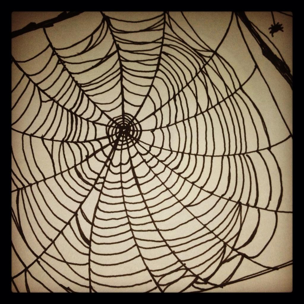 Drawn spider web spiral Cool Web web Cool photo#9