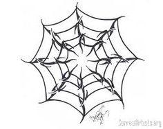 Drawn spider web tribal Web Design Tribal photo#10 Spider