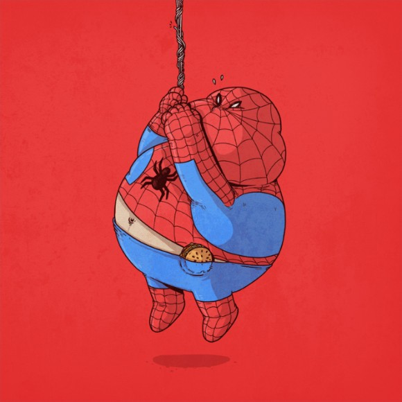 Drawn spiderman funny Inspiration and drawings Funny funny