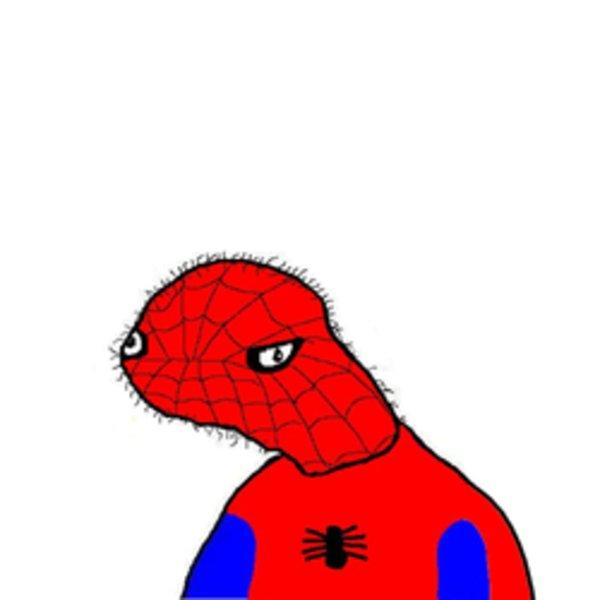 Drawn spiderman funny Meme Spoderman Spodermen / Your