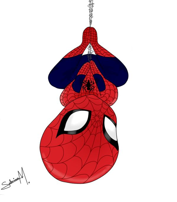Drawn spiderman baby  images Pinterest Best on